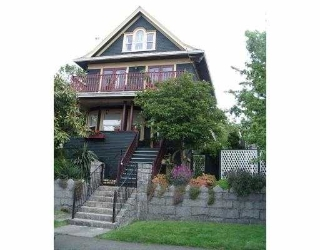Main Photo: 918 SALSBURY DR in Vancouver: Grandview VE House for sale (Vancouver East)  : MLS® # V537568