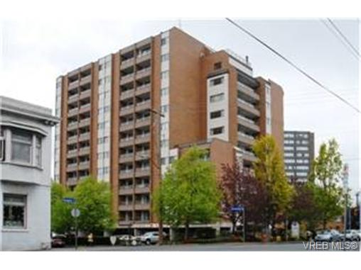 Main Photo: 805 1630 Quadra Street in VICTORIA: Vi Central Park Condo Apartment for sale (Victoria)  : MLS® # 246736