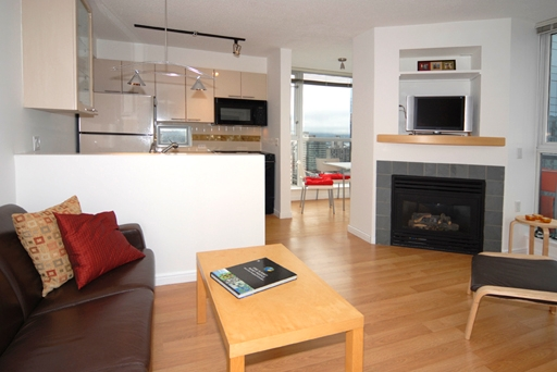 "Main Photo: 2606 1068 HORNBY Street in Vancouver: Downtown VW Condo for sale in ""THE CANADIAN"" (Vancouver West)  : MLS(r) # V746249"