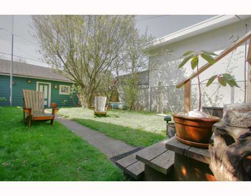 Photo 8: 852 E PENDER Street in Vancouver: Mount Pleasant VE House for sale (Vancouver East)  : MLS® # V764931