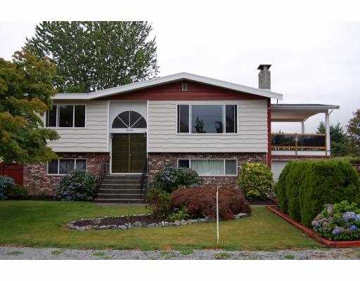 Main Photo: 12231 FLETCHER Street in Maple_Ridge: East Central House for sale (Maple Ridge)  : MLS® # V781434