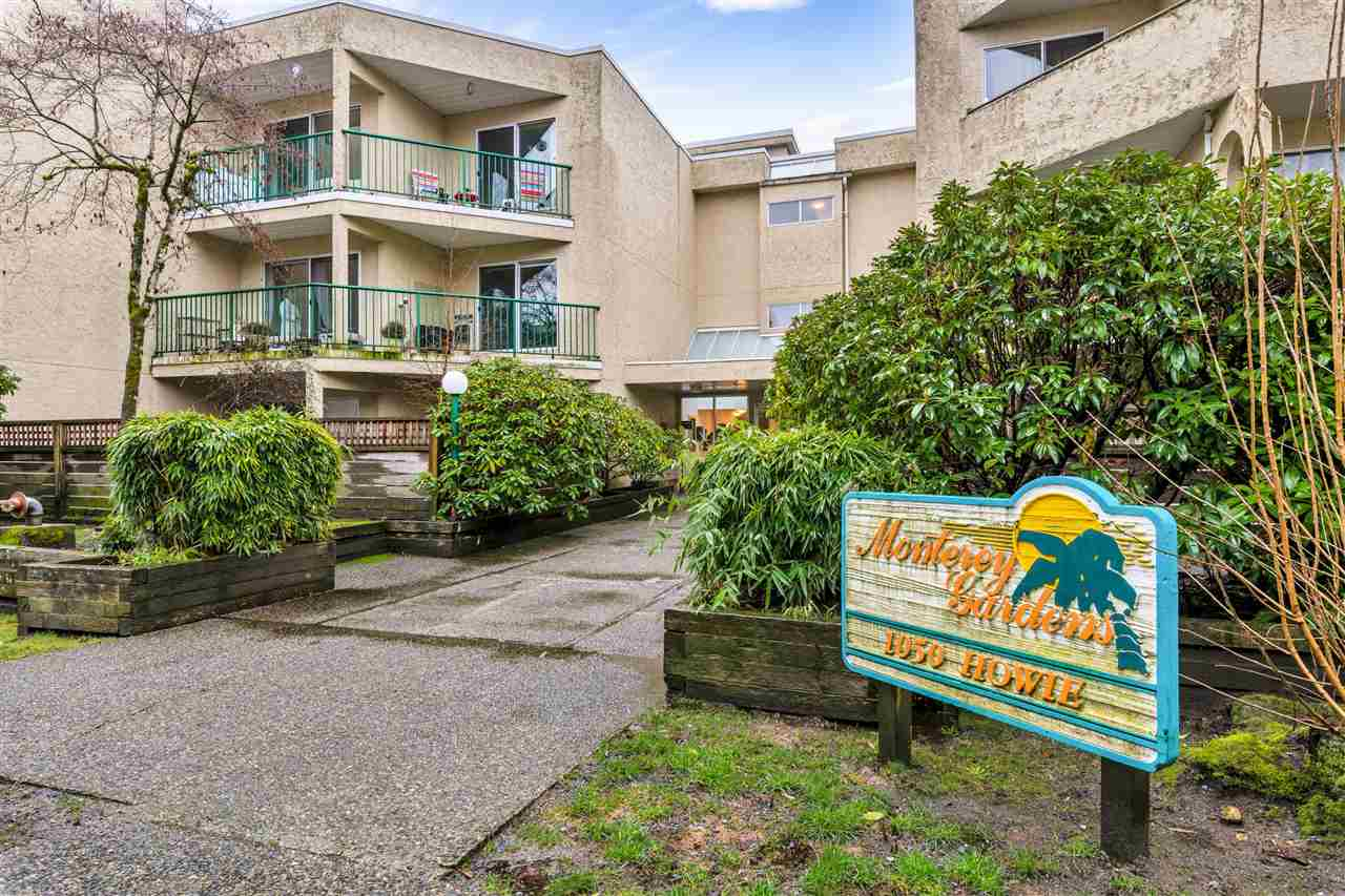 FEATURED LISTING: 108 1050 HOWIE Avenue Coquitlam
