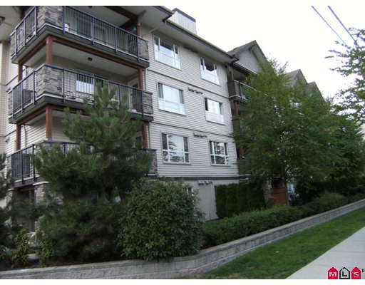 "Main Photo: 203 5465 203RD Street in Langley: Langley City Condo for sale in ""STATION 54"" : MLS® # F2919876"