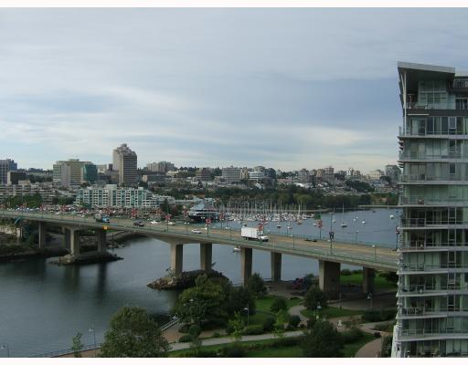 "Photo 10: 1205 918 COOPERAGE Way in Vancouver: False Creek North Condo for sale in ""MARINER"" (Vancouver West)  : MLS® # V787134"