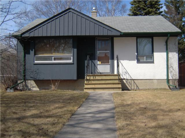 Main Photo: 1099 Warsaw Avenue in WINNIPEG: Manitoba Other Residential for sale : MLS®# 1006230