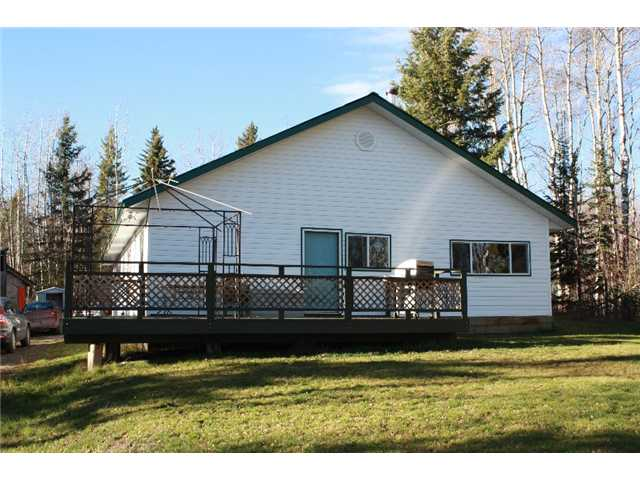 Main Photo: 6855 LAMBERTUS Road in Prince George: Reid Lake Manufactured Home for sale (PG Rural North (Zone 76))  : MLS(r) # N205699
