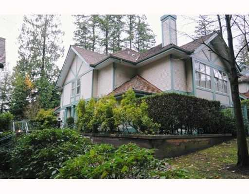 Main Photo: 6 65 FOXWOOD Drive in Port Moody: Heritage Mountain Townhouse for sale : MLS® # V798179