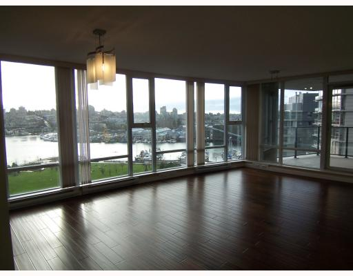 "Photo 6: 1003 583 BEACH Crescent in Vancouver: False Creek North Condo for sale in ""TWO PARK WEST"" (Vancouver West)  : MLS® # V803501"