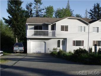 Main Photo: 6939 Larkspur Road in SOOKE: Sk Broomhill Strata Duplex Unit for sale (Sooke)  : MLS® # 277764