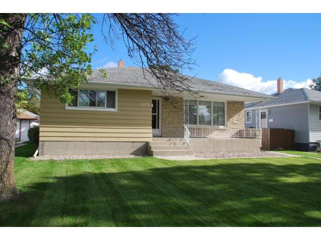 Main Photo: 577 HAZEL DELL Avenue in WINNIPEG: East Kildonan Residential for sale (North East Winnipeg)  : MLS® # 1018195