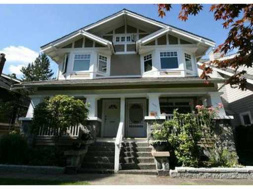 Main Photo: 1987 W 14TH Avenue in Vancouver: Kitsilano Townhouse for sale (Vancouver West)  : MLS® # V860971