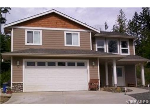 Main Photo: 2924 Robinson Road in SOOKE: Sk Otter Point Single Family Detached for sale (Sooke)  : MLS(r) # 244184
