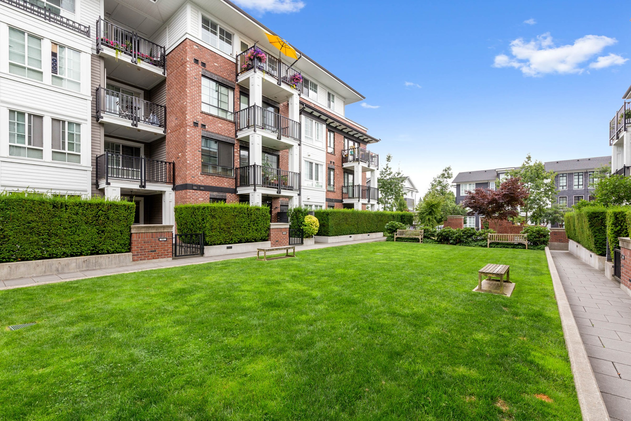 FEATURED LISTING: 102 - 553 FOSTER Avenue Coquitlam