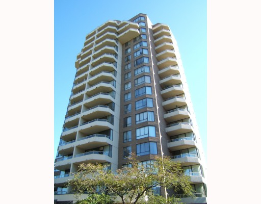 "Main Photo: 1204 5790 PATTERSON Avenue in Burnaby: Metrotown Condo for sale in """"THE REGENT"""" (Burnaby South)  : MLS® # V786618"