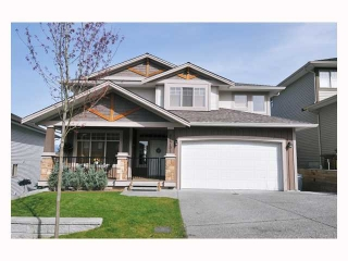 "Main Photo: 24781 KIMOLA Drive in Maple Ridge: Albion House for sale in ""THE UPLANDS"" : MLS® # V818043"
