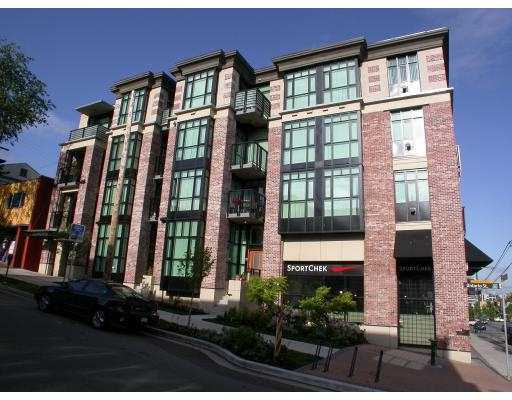 "Main Photo: 105 2515 ONTARIO ST in Vancouver: Mount Pleasant VW Condo for sale in ""ELEMENTS"" (Vancouver West)  : MLS®# V566669"