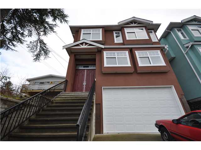 Main Photo: 4516 CLARENDON Street in Vancouver: Collingwood VE House for sale (Vancouver East)  : MLS® # V864818