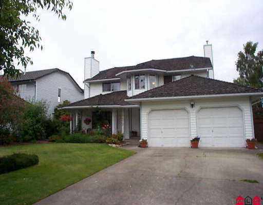 "Main Photo: 15677 93A AV in Surrey: Fleetwood Tynehead House for sale in ""BEL AIR"" : MLS® # F2513953"