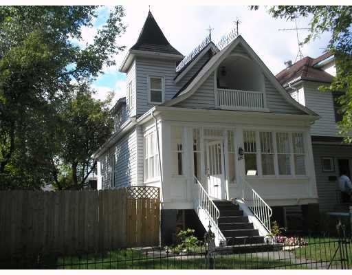 Main Photo: 480 POWERS Street in WINNIPEG: North End Residential for sale (North West Winnipeg)  : MLS(r) # 2910388