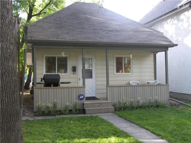 Main Photo: 223 Bertrand Street in WINNIPEG: St Boniface Residential for sale (South East Winnipeg)  : MLS(r) # 1013960