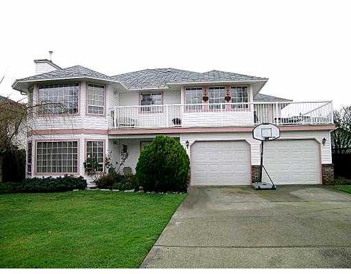 Main Photo: 12390 188TH ST in Pitt Meadows: Central Meadows House for sale : MLS® # V571279