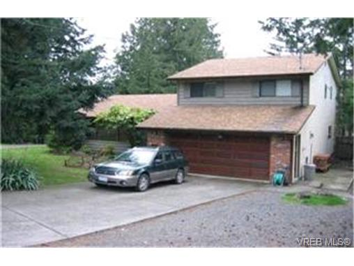 Main Photo: 2188 Gourman Place in VICTORIA: La Thetis Heights Single Family Detached for sale (Langford)  : MLS® # 226404
