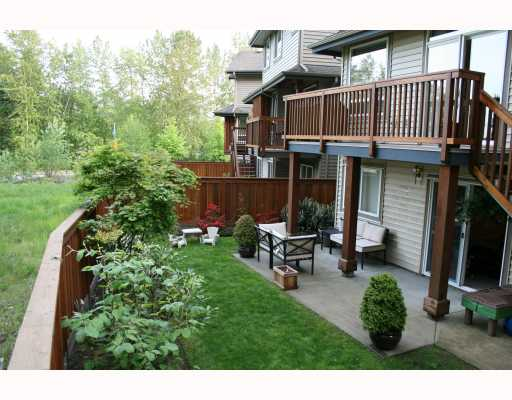"Photo 6: 25 2281 ARGUE Street in Port_Coquitlam: Citadel PQ House for sale in ""QUARRY"" (Port Coquitlam)  : MLS® # V766842"