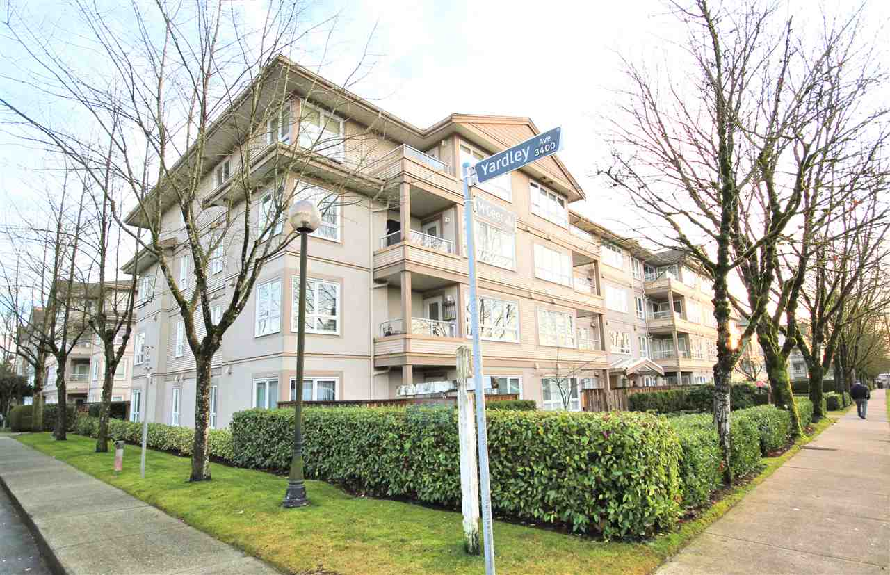 FEATURED LISTING: 307 - 3480 YARDLEY Avenue Vancouver