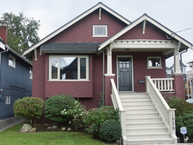 Main Photo: 1828 WILLIAM Street in Vancouver: Grandview VE House for sale (Vancouver East)  : MLS® # V792728