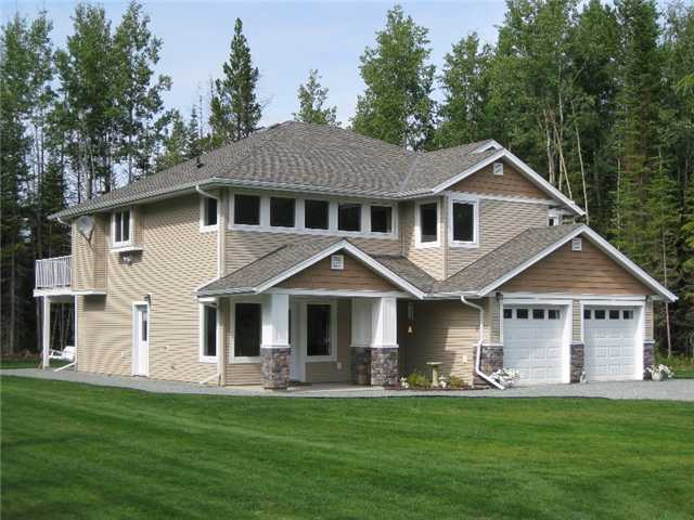 Main Photo: 12965 HOMESTEAD Road in Prince George: Hobby Ranches House for sale (PG Rural North (Zone 76))  : MLS®# N200844