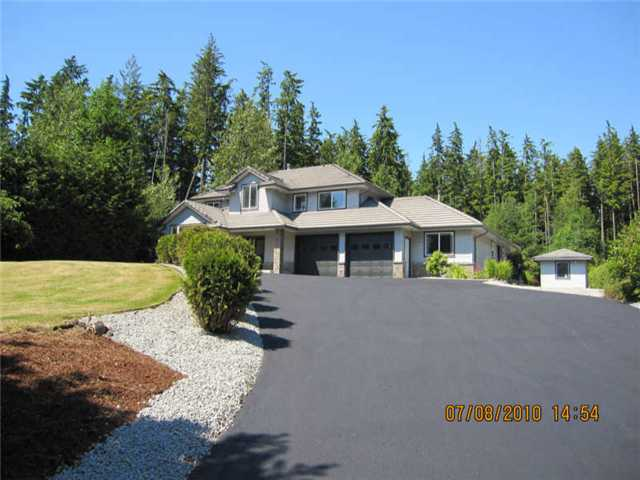 "Main Photo: 26565 127TH Avenue in Maple Ridge: Websters Corners House for sale in ""WHISPERING FALLS"" : MLS® # V859344"