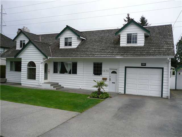 "Main Photo: 1570 53A Street in Tsawwassen: Cliff Drive House for sale in ""TSAWWASSEN HEIGHTS"" : MLS® # V867337"