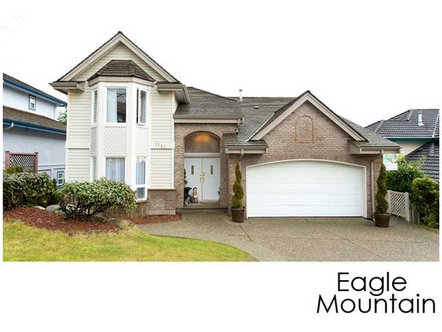 Main Photo: 1541 EAGLE MOUNTAIN Drive in Coquitlam: Westwood Plateau House for sale : MLS® # V868617