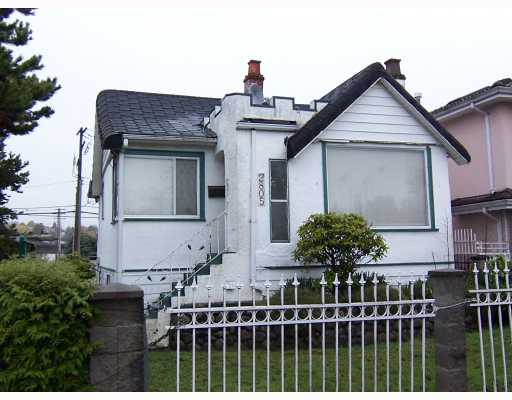 Main Photo: 2805 E 14TH Avenue in Vancouver: Renfrew Heights House for sale (Vancouver East)  : MLS® # V743427