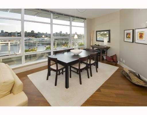 Photo 5: 801 628 KINGHORNE MEWS BB in Vancouver: False Creek North Condo for sale (Vancouver West)  : MLS® # V778161
