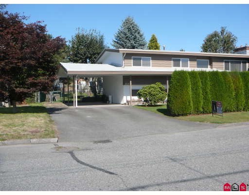 Main Photo: 32479 EMERALD Avenue in Abbotsford: Abbotsford West House for sale : MLS® # F1000177