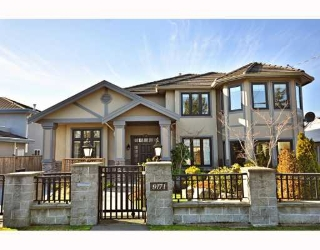 Main Photo: 9171 DESMOND Road in Richmond: Seafair House for sale : MLS® # V809410