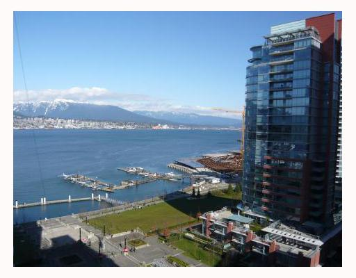 "Main Photo: 1603 1205 W HASTINGS Street in Vancouver: Coal Harbour Condo for sale in ""CIELO"" (Vancouver West)  : MLS®# V768003"