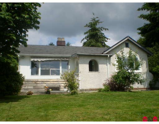 Main Photo: 33501 1ST Avenue in Mission: Mission BC House for sale : MLS®# F2914687