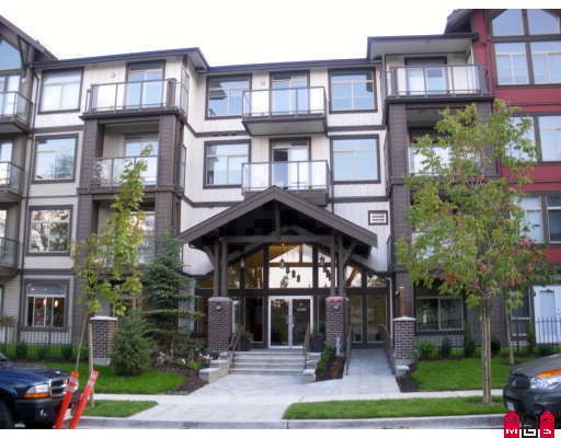 "Main Photo: 219 15388 101ST Avenue in Surrey: Guildford Condo for sale in ""ESCADA"" (North Surrey)  : MLS® # F2917980"