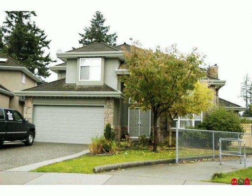 "Main Photo: 12550 60A Avenue in Surrey: Panorama Ridge House for sale in ""BOUNDARY WYND"" : MLS(r) # F2923038"