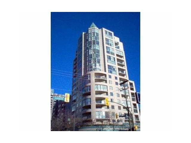 "Main Photo: 1104 789 DRAKE Street in Vancouver: Downtown VW Condo for sale in ""CENTURY TOWER"" (Vancouver West)  : MLS(r) # V852781"