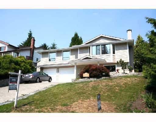 Main Photo: 1257 FALCON Drive in Coquitlam: Upper Eagle Ridge House for sale : MLS® # V726748