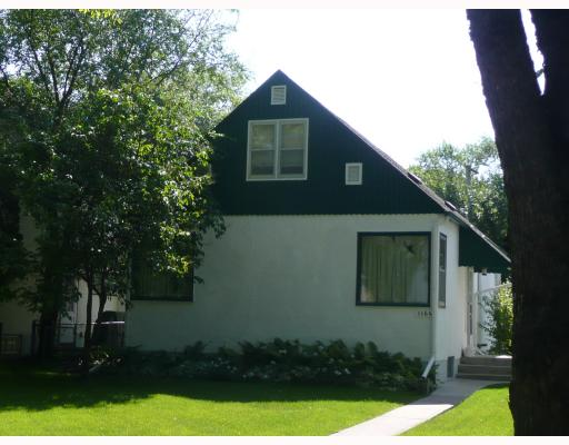 Main Photo: 1164 DORCHESTER Avenue in WINNIPEG: Manitoba Other Residential for sale : MLS® # 2915539