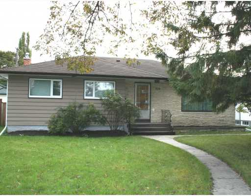 Main Photo:  in WINNIPEG: River Heights / Tuxedo / Linden Woods Residential for sale (South Winnipeg)  : MLS® # 2919376