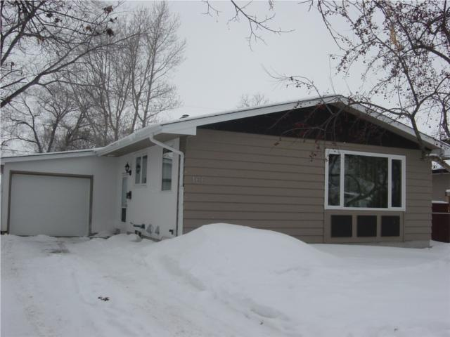 Main Photo: 166 Barron Drive in WINNIPEG: Westwood / Crestview Residential for sale (West Winnipeg)  : MLS®# 1002914