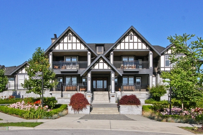 "Main Photo: 28 15155 62A Avenue in Surrey: Sullivan Station Townhouse for sale in ""OAKLANDS"" : MLS® # F1026048"