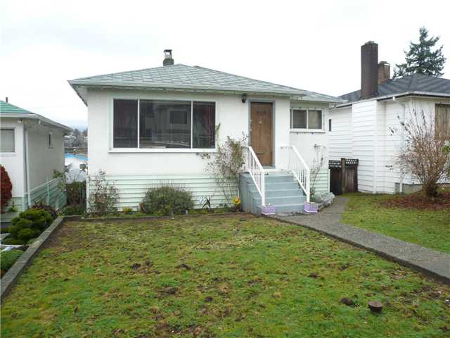 Main Photo: 3173 E 14TH Avenue in Vancouver: Renfrew Heights House for sale (Vancouver East)  : MLS® # V864898