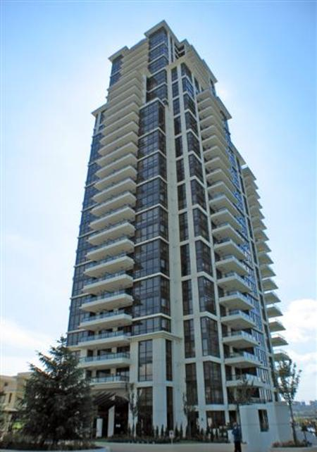 Main Photo: #1303 2138 Madison Avenue in Burnaby: Brentwood Park Condo for sale (Burnaby North)  : MLS® # V605793