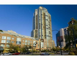 "Main Photo: 1003 1188 QUEBEC Street in Vancouver: Mount Pleasant VE Condo for sale in ""CITY GATE ONE"" (Vancouver East)  : MLS® # V766838"